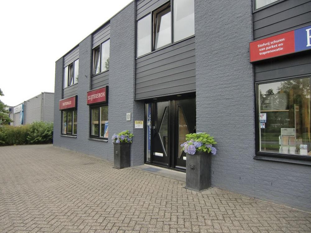 bedrijfspand-schilderen-hoofddorp